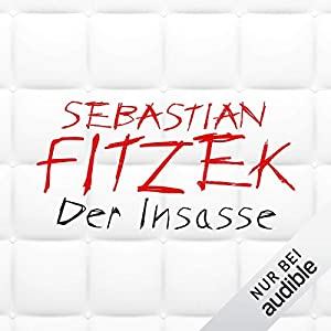 Der Insasse Hoerbuch Cover