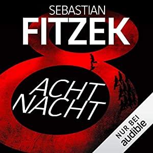 AchtNacht Hoerbuch Cover