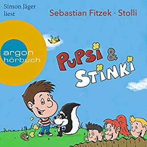 Pupsi Stinki Hoerbuch Cover