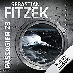 Passagier 23 Hoerbuch Cover