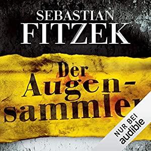 Der Augensammler Hoerbuch Cover